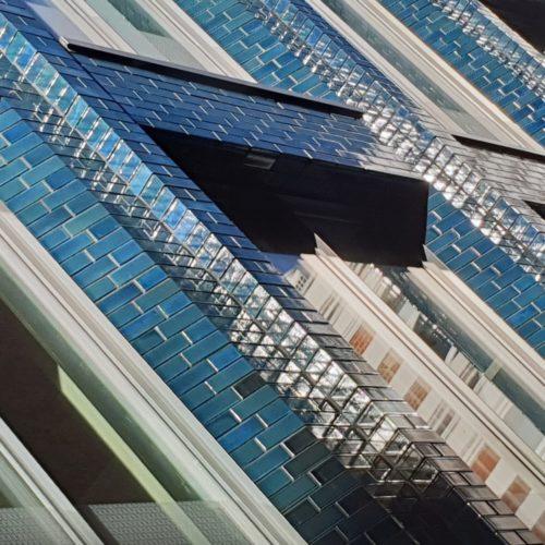 Bureaux – Londres / Stiff & Trivillion Architects / Briques et plaquettes émaillées St Joris