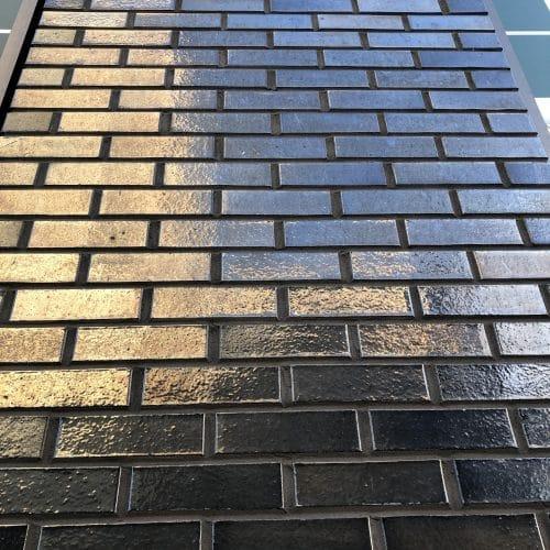 Briques et plaquettes émaillées La Covadonga 3505 LO