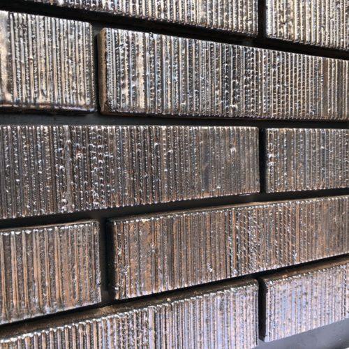Briques et plaquettes émaillées La covadonga brushed 3505 O
