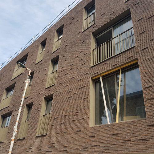 Logements Galice - Epernay / Thomas Architectes / Linéa 3007 plaquettes Vande Moortel