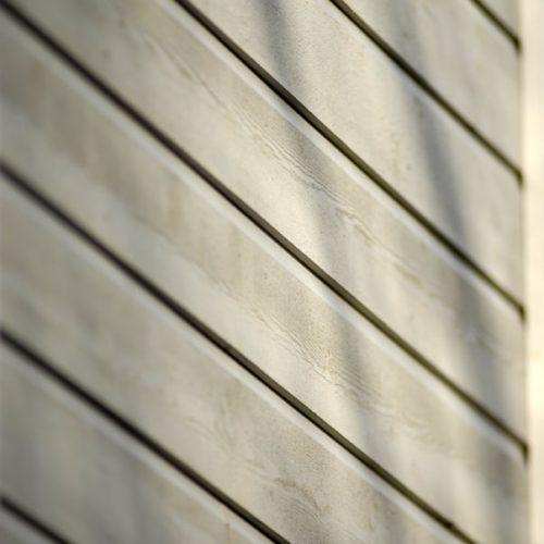 Maison individuelle - Bourghelles / Wattel / Joint gorge gris victorien - bardage cape cod