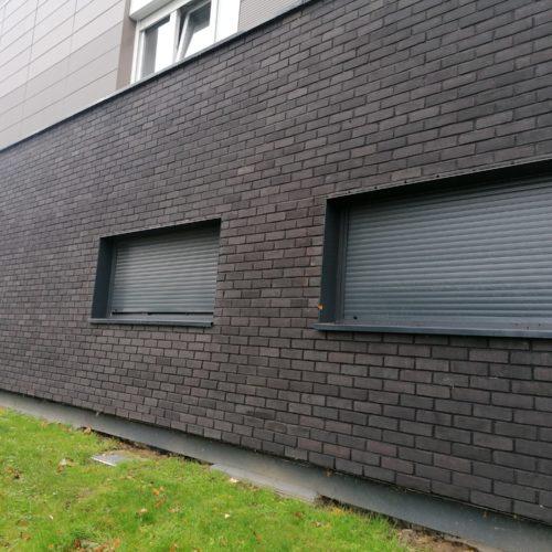 Réhabilitation logements May Four - Lille / Batsup / Crea 7021 briques et plaquettes Vande Moortel