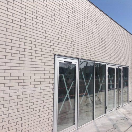 Salle ALSH - Quesnoy sur Deule / Plaatform / Röben Oslo LDF