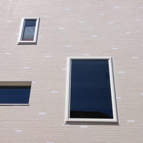 Salle ALSH - Quesnoy sur Deule / Plaatform / Röben Oslo LDF - St Joris émaillées blanc