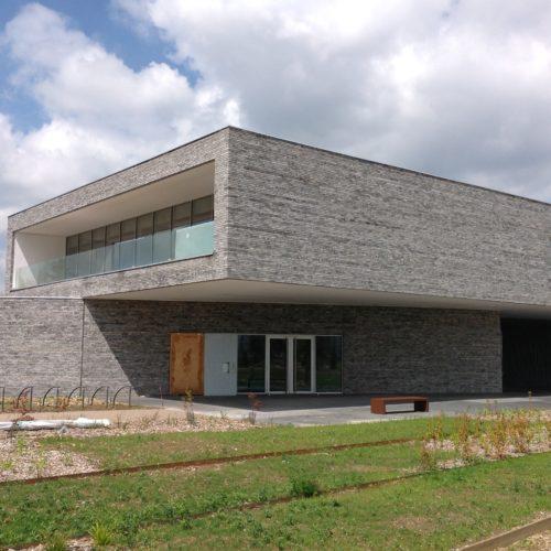Ecole du Raquet - Sin Le Noble / ZIG ZAG Architecture / Petersen D91