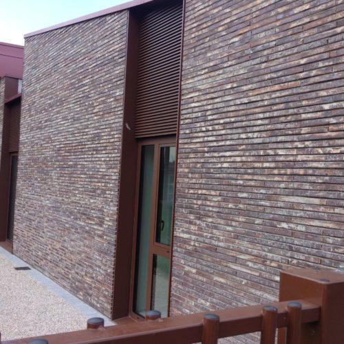 Groupe scolaire Maxime Quevy - Aniche / TRACE Architectes / Petersen K46 - K71