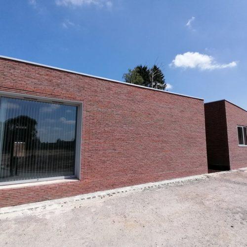 Maison médicale - Villers Outreau / TAG / Linéa 3011 brique Vande Moortel