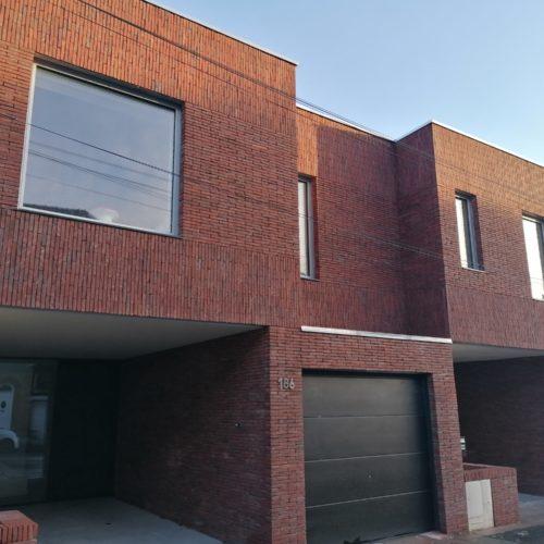 Maisons - Lambersart / Boyer & Chammard / Linéa 3016 Briques et plaquettes Vande Moortel