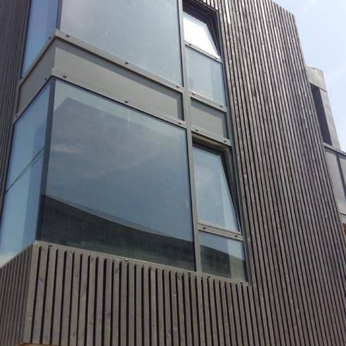 Maison individuelle - Wimereux / Varlet architecte / rhombus highland grey CCS 22139 - bardage cape cod
